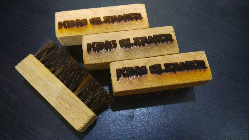 Laser engraving sikat