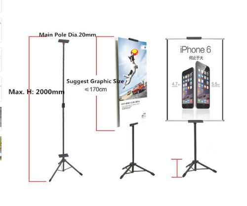 tripod-display