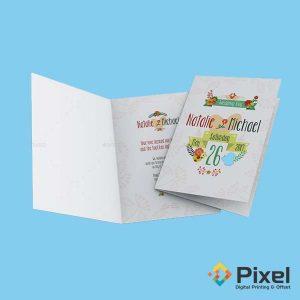 cetak undangan soft cover online, cetak undangan online